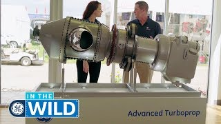 Advanced Turboprop: The First Engine With Extensive Additive Manufacturing - In The Wild - GE