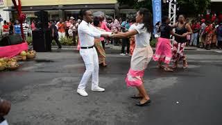 Traditional Dances of Saint Lucia  Lakonmèt