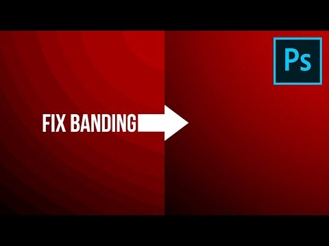 2 Quick Ways to Fix Banding in Photoshop!