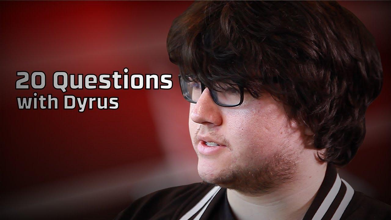 TSM Dyrus | 20 Questions - You...