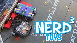 Nerd³ Toys - Bots That Battle