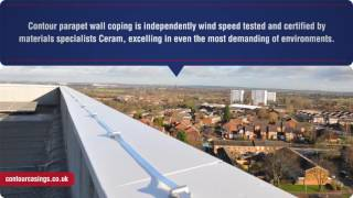 Contour | Parapet Wall Coping System