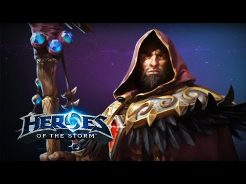 ♥ Heroes of the Storm (A-Z Gameplay) Medivh (HoTs Quick Match)