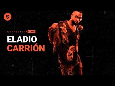 Eladio Carrión: Sus influencias, Bad Bunny y 'Monarca', su próximo disco | Slang