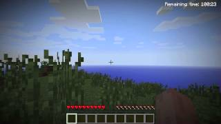 how to change survival into creative in minecraft PC demo