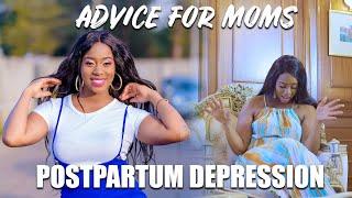 MY POSTPARTUM DEPRESSION JOURNEY AND BREASTFEEDING TIPS | DIANA BAHATI