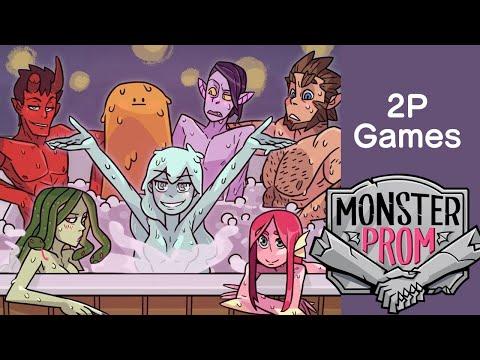 Monster Prom - Multiplayer Dating Sim?
