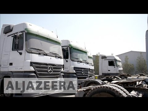 Qatar hauling firms feel strain as Gulf dispute drags on