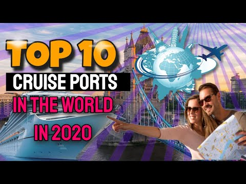 10 top best cruise ports you MUST visit