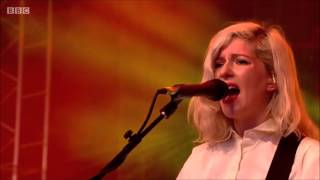 """ALVVAYS """"Saved by a Waif"""" Live At Glastonbury 2015"""