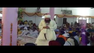 """BABA"" BALJIT SINGH JI DADUWAL EXPOSED (April 2013 Radha Soami Marriage to 21-Year Old)"