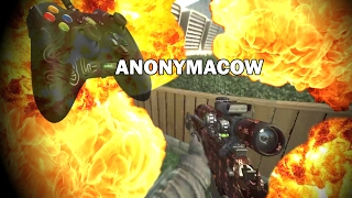 360 NOSCOPE X2!!!!!!!! (DÉFI MANETTE ) |CALL OF DUTY BLACK OPS II
