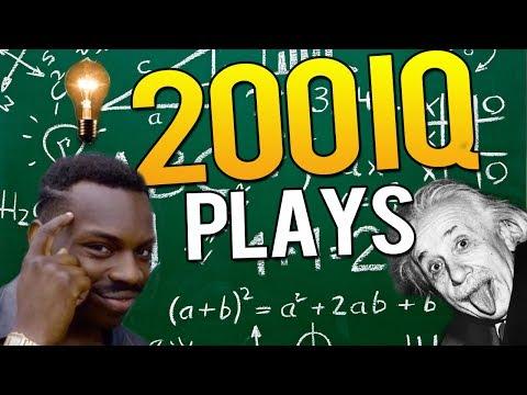 CS:GO - WHEN PROS ENTER 200 IQ MODE! (SMART, CREATIVE PLAYS)