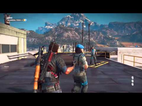 Just Cause 3| The Real General