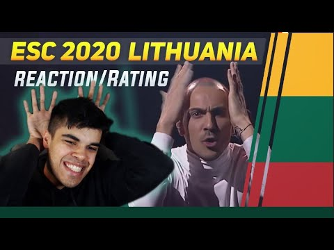 "ESC 2020 LITHUANIA– The Roop - ""On Fire"" (Reaction/Rating)"