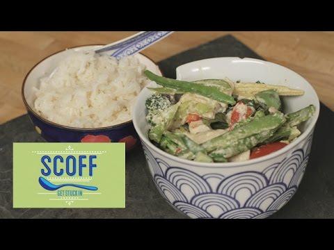 Healthy Thai Green Curry Recipe | Joe Wicks The Body Coach