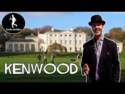 Kenwood and Hampstead Heath - London Guided Walk