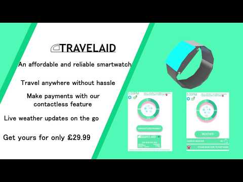 Travel Aid Promotional Animation