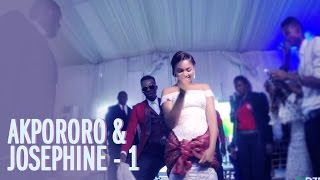 The Wedding Guest: Akpororo & Josephine (1)