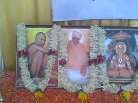 Vimal41 New Bhajan on Parents at Narendra Swamy Progm 6 Nov 11.flv