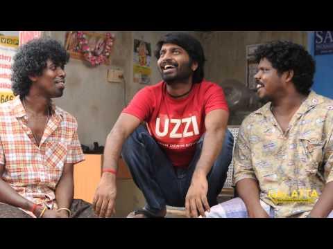 Ma Ka Pa Anand turns Gaana Singer | Galatta Tamil
