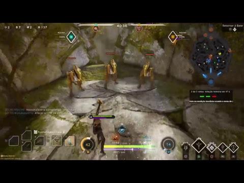 David Richard Gamer - Paragon Sparrow Live- PTBR PS4 de DRichardKing