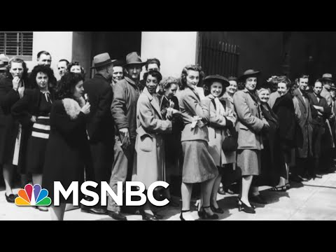 Covid Vaccine's Biggest Obstacle Turns Out To Be Leadership, Not Science | Rachel Maddow | MSNBC