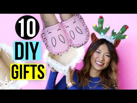 DIY Holiday Gift Ideas! Easy & Affordable...