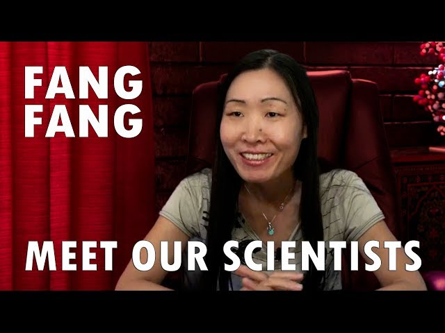 Meet Our Scientists - Fang Fang