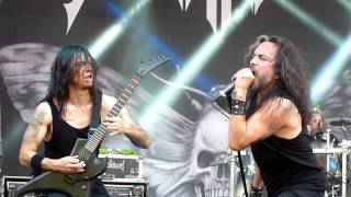"Death Angel - ""The Moth"" - Live 10-22-2016 - Aftershock Festival - Sacramento, CA"