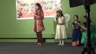 Kunguma Poove, Kaadhal Oviyam Yamunai Aatrile, Adiye Kolludhe Medley