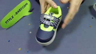 Детские кроссовки мигалки на мальчика - обзор