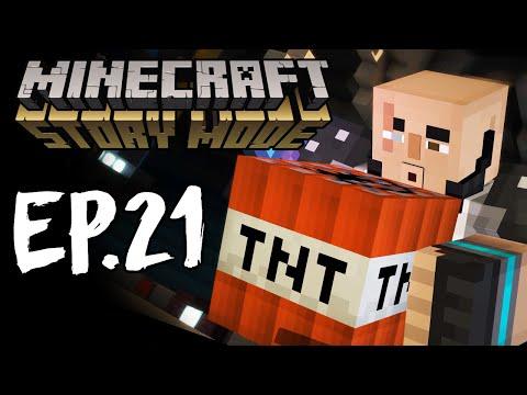 ЭПИЧНАЯ ПОБЕДА! - Minecraft Story Mod #11