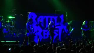 "Battle Beast -LIVE- ""Iron Hand"" @Berlin Jan 19, 2015"