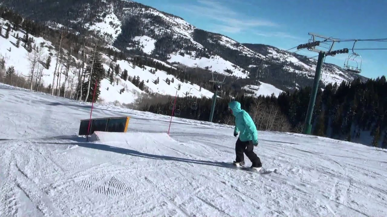 ride utah checks out beaver mountain ski resort - youtube
