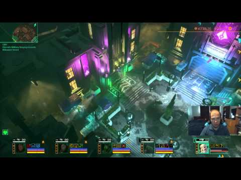 Cyberpunk Adventures in Satellite Reign! Episode 25 Eternal Military Staging Grounds