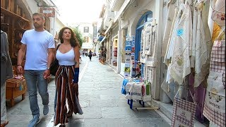 RETHYMNO, CRETE   Exploring the Beautiful Old Town
