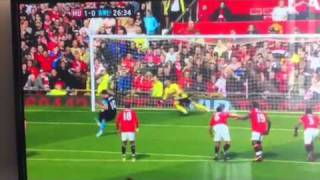David De Gea Penalty Save against Arsenal