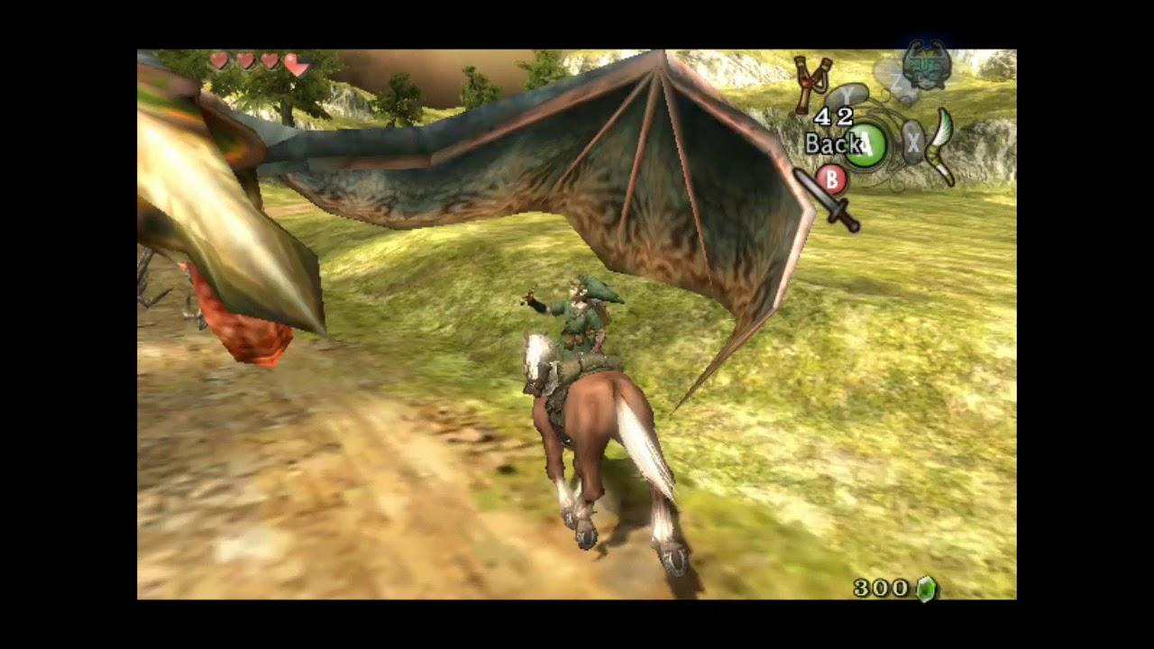 dolphin emulator twilight princess hyrule field