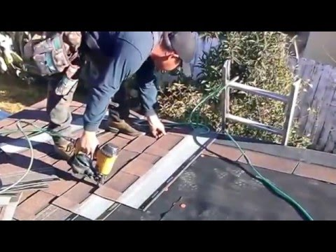 SHINGLES  installation STEP by STEP  ,MUST  watch.