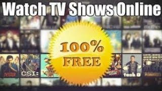 TOP 5 |  FREE TV SHOWS AND MOVIES |  Watch For FREE!