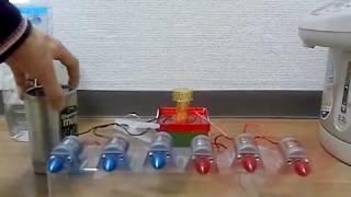 High Efficiency DIY power generator