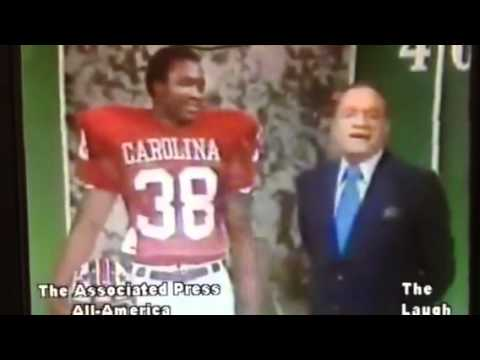 George Rogers - 1979 AP All American Team - Bob Hope Special