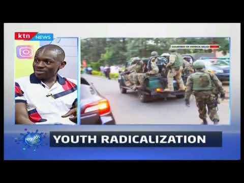 The issue of youth radicalization |Youth Cafe