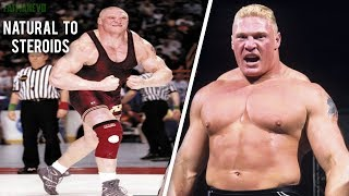 Brock Lesnar Steroid Transformation - NATTY OR NOT