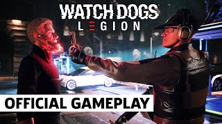 8 Minutes of Official Watch Dogs Legion 4K Gameplay