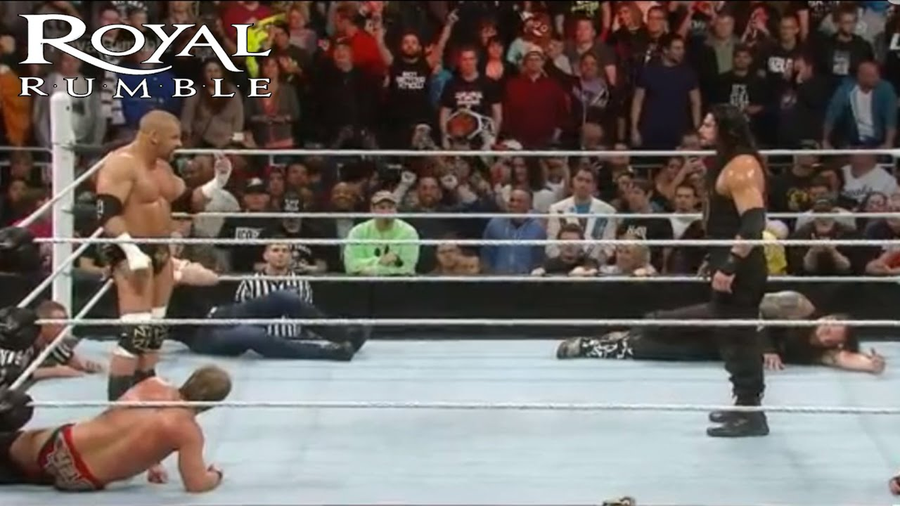 wwe full matches
