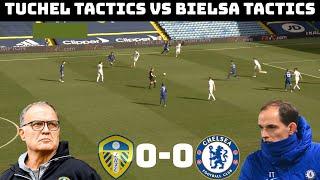 Tactical Analysis: Leeds 0 – 0 Chelsea | Tuchel and Bielsa's Tactical Battle