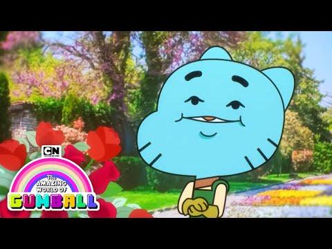 Gumball   Gardening Thyme   Cartoon Network