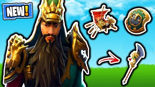 FORTNITE NEW GUAN YU SKIN! FORTNITE ITEM SHOP UPDATE! GIFTING FREE SKINS TO SUBSCRIBERS!